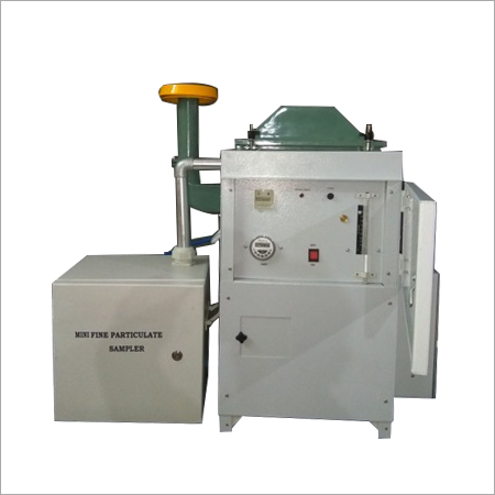 Cyclone Respirable Dust Sampler