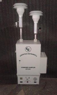 Combined Dust Sampler