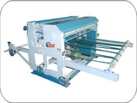High Speed Rotary Reel To Sheet Cutting Machine