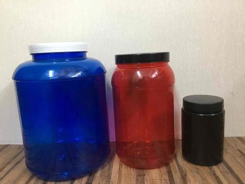 Plasitc Pet  Proteen Jar