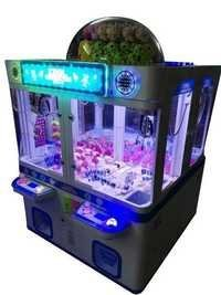 4 Players Toy Crane Game Machine