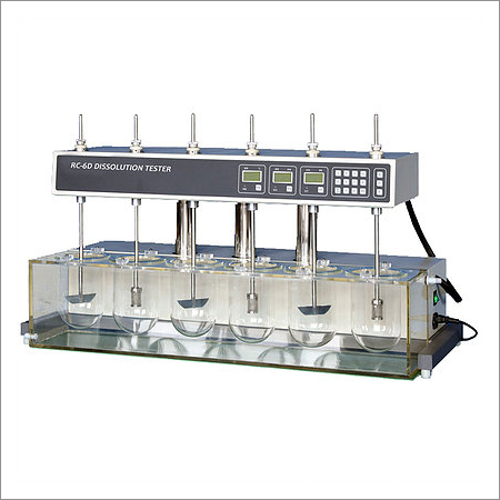 RC-6D Tablet Dissolution Tester