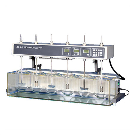 RC-6 Tablet Dissolution Tester