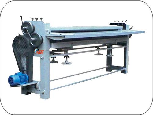 Corrugated 5 Ply Pasting Machine
