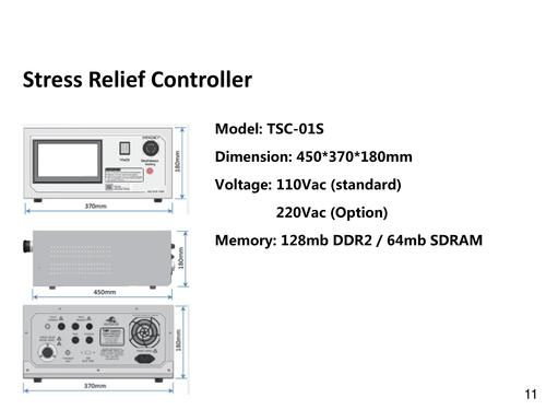 Vibratory Stress Relief Controllers