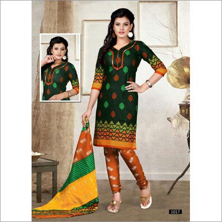 Printed Designer Cotton Suits