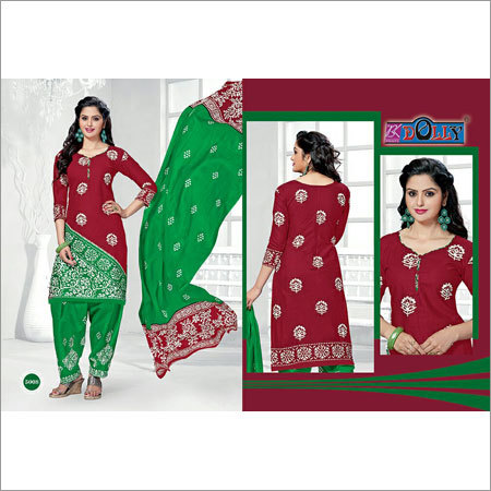 Summer Special Cotton Dress Material