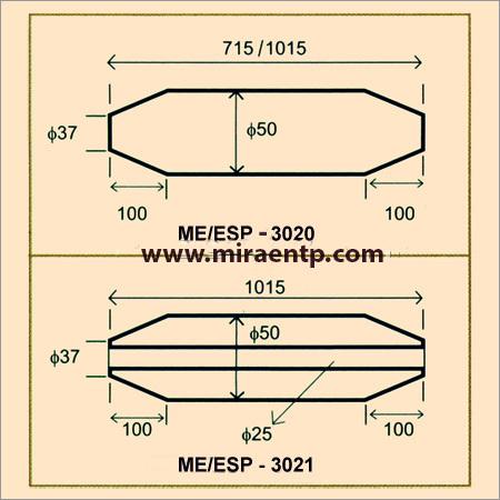 FRP Shaft Insulator for ESP