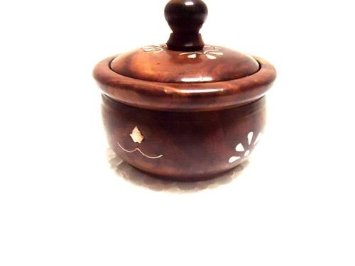 Desi Karigar Sindoor Wooden Shingaar Box