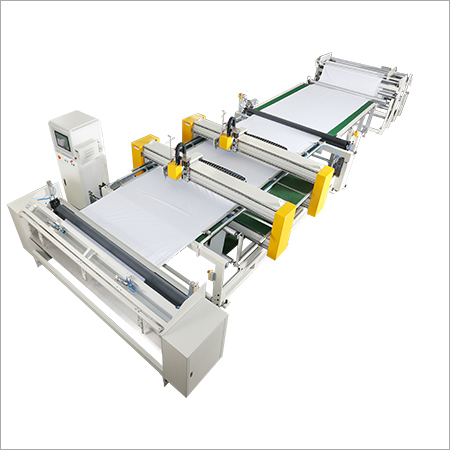 Automatic Quilting Machine
