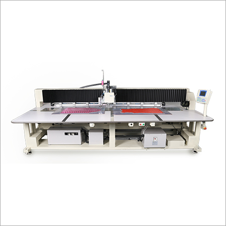 Non-stop Automatic Sewing Machine