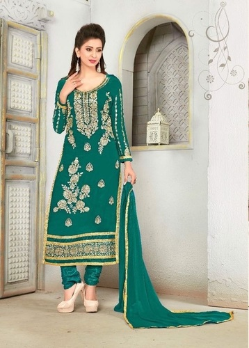 Fancy Designer Party Wear Sawar Kameez Suit