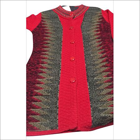 Woolen Ladies Trench Coat