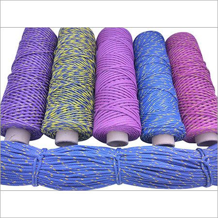 Double Color Braided Ropes