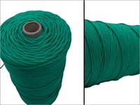 Bottle Green Braided Ropes