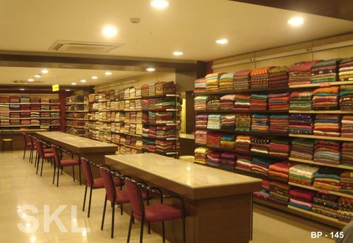 Garment Saree Rack