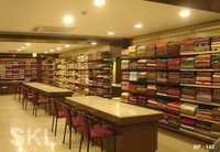 Garment Saree Rack