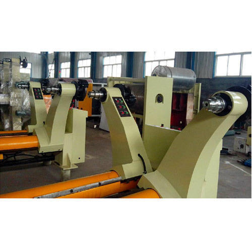 Corrugation Reel Stand