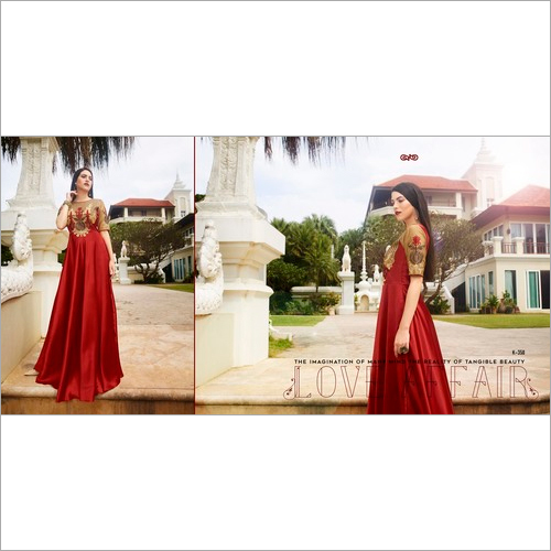 Buy Satin Silk Designer Kurti Online