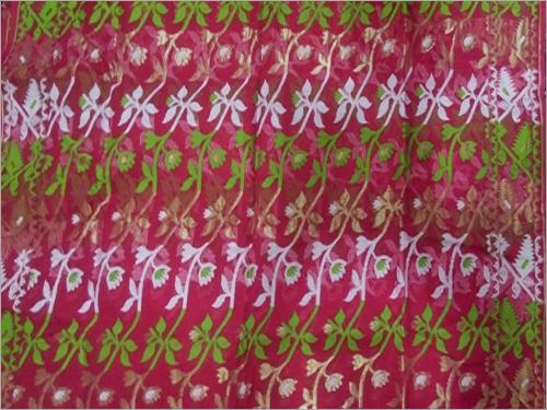 Designer Jamdani Saree