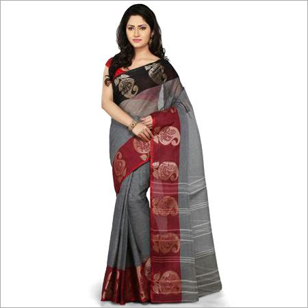 Designer Tant Banarasi Sarees