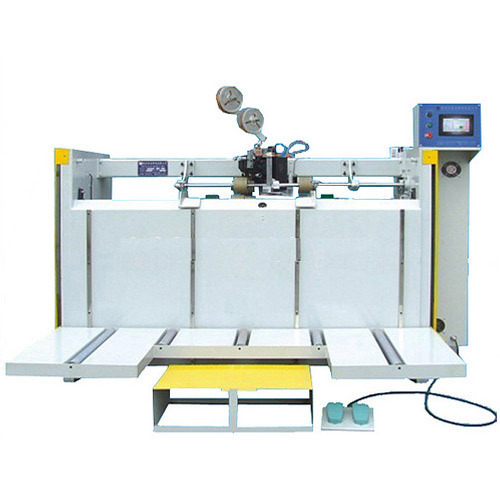 Servo Controlled Stitching Machine
