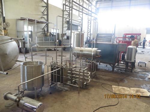 Ice Bank Tank Plant