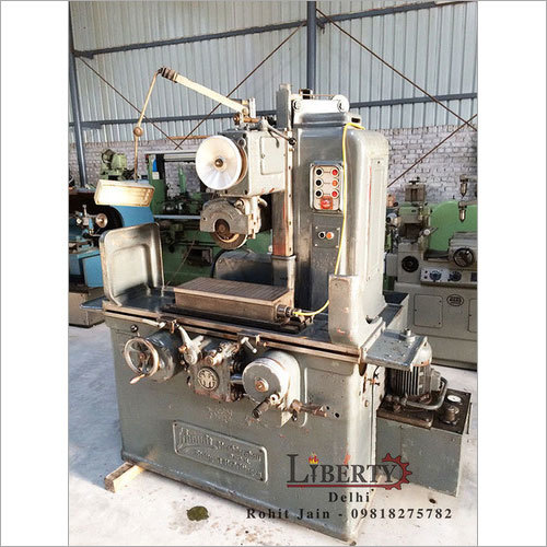 Schaudt Hydraulic Surface Grinder