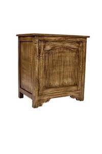 Wooden Bedside