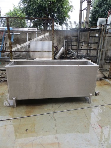 Paneer Pasteurization Tank