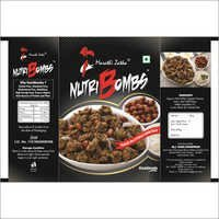 NutriBombs Snacks (Ready To Eat/Bajra Based Snack)