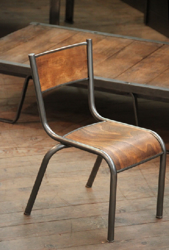 Vintage Industrail Chair