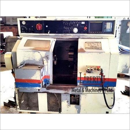 CNC Turning Centre (CNC Lathe Machine)