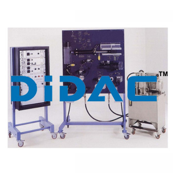 Proportional Valves Test Bench