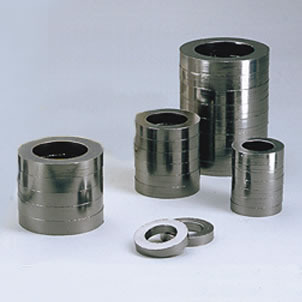Pure Graphite Rings