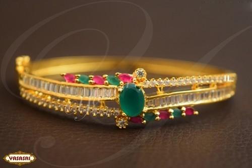 Green Stone Bracelets