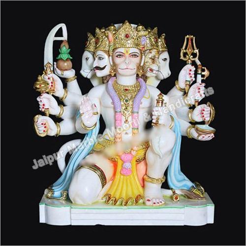 Panchmukhi Hanumaan Statue