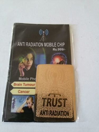 Anti Radiation Patch