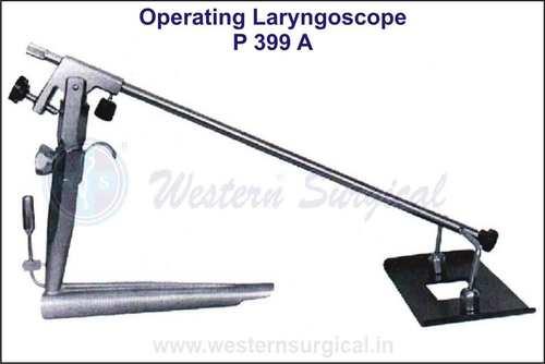 Operating Laryngoscope