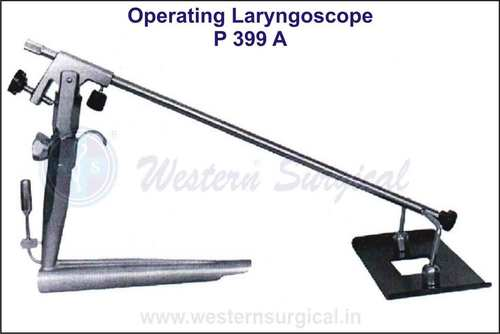 Operating Laryngoscope