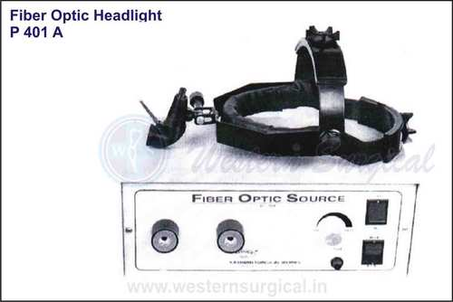 Fiber Optic Head Light