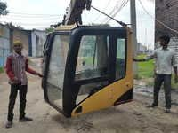 Caterpillar CAT-320C / CAT-320D Excavator Cabins