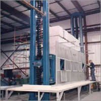 Anode Bake Furnace Wall Builder