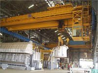Cast House-Tending Assembly (Chta) Crane