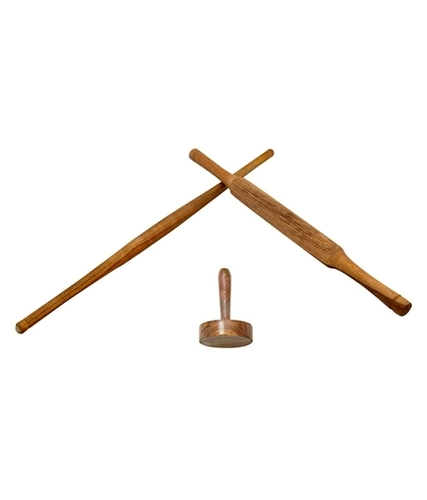 Desi Karigar wooden kitchen tools - Set of 3