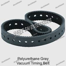Polyurethane Grey Vacuum Timing Belt