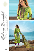 Multi-Color Cotton Casual Wear Suit