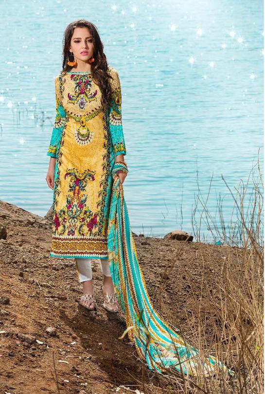 Multi-Color Cotton Casual Wear Suit