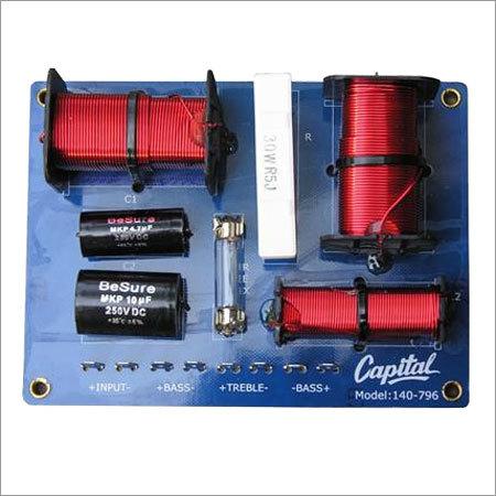 Crossovers Speaker parts