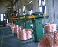 Upward Casting Continuous Machine For Copper Rod